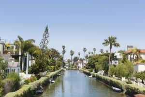 Venice Canals by David Freund