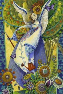 Angelic Harvesting by David Galchutt