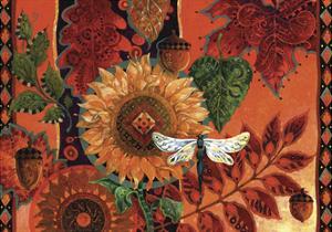 As fall nips the air by David Galchutt