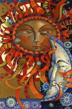 Celestial Courtship by David Galchutt
