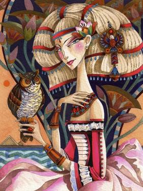 Cleopatra's Long Forgotten Blonde Period by David Galchutt