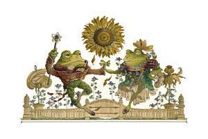 Frog Gavotte by David Galchutt