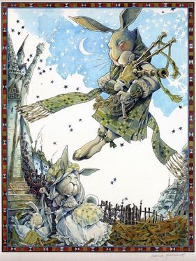 Star Piper by David Galchutt