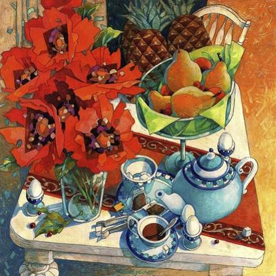 The Breakfast Ritual by David Galchutt