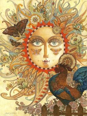 The Funkadelic Dawn by David Galchutt