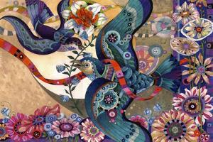 The Jaunty Spring by David Galchutt