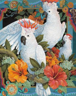 Tropical Trio by David Galchutt