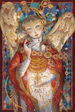Winter Angel by David Galchutt