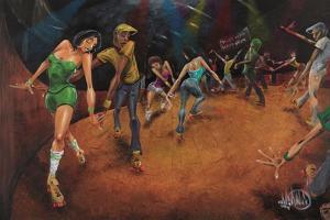 Bounce, Rock, Skate! by David Garibaldi