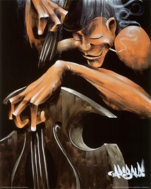 David Garibaldi- Move Those Strings by David Garibaldi