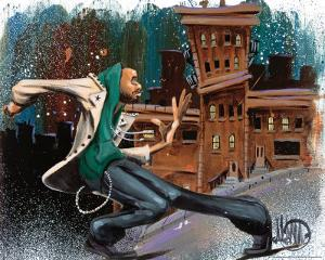 David Garibaldi- San Francisco Stomp by David Garibaldi
