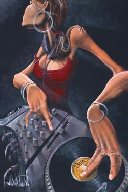 DJ Jewel by David Garibaldi