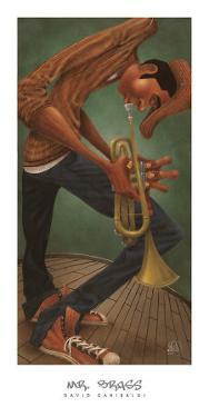 Mr. Brass by David Garibaldi