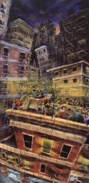 Roof Party by David Garibaldi
