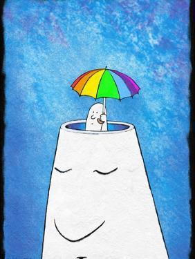 Mental Health Protection, Artwork by David Gifford