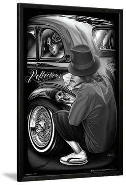 David Gonzales Art - Reflections