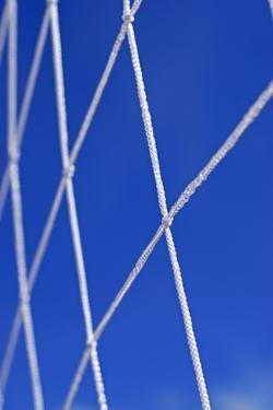 Football Goal Net by David Gould