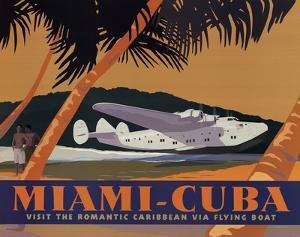 Miami-Cuba by David Grandin