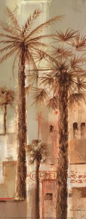 Palm Panel III by David Harris