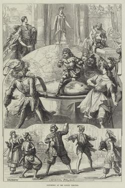 Pantomimes at the London Theatres by David Henry Friston