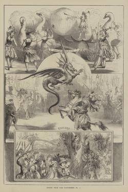Scenes from the Pantomimes by David Henry Friston