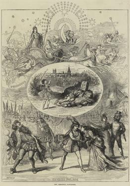 The Christmas Pantomimes by David Henry Friston