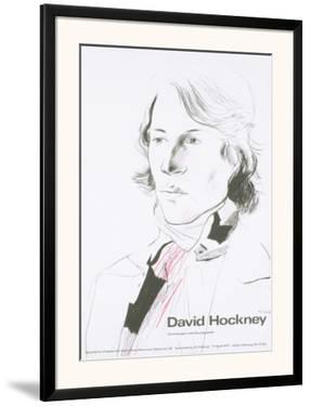 Zeichnungen und Druckgraphik by David Hockney