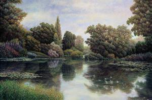 Tranquil Waters by David Howells