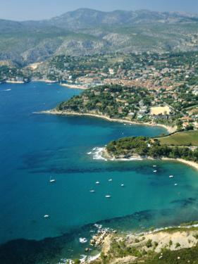 Cassis, Bouches Du Rhone, Cotes Des Calanques, Mediterranean Coast, Provence, France by David Hughes