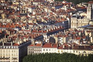 Lyon, France by David Hughes