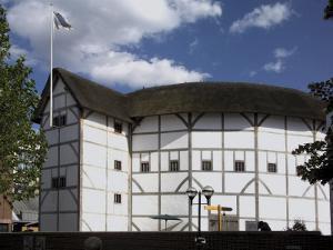 The Globe Theatre, Bankside, London, England, United Kingdom by David Hughes