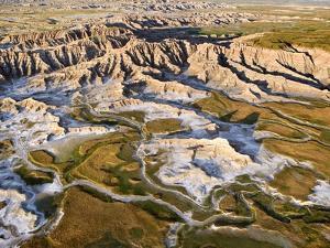 Erosion Patterns by David Jay Zimmerman