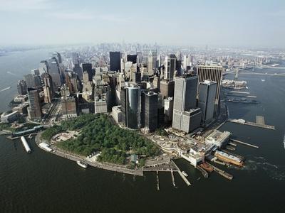 Manhattan's Financial District