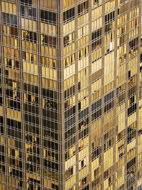 Midtown Manhattan Office Building by David Jay Zimmerman