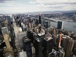 Midtown Manhattan by David Jay Zimmerman