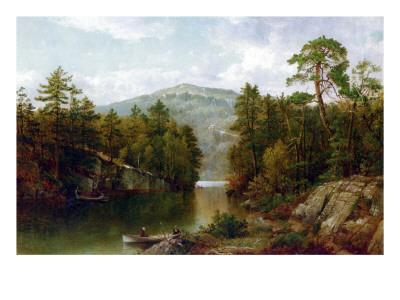 The Lake George, 1876