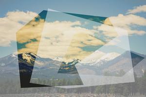 The Geometric Hills 1 by David Jordan Williams