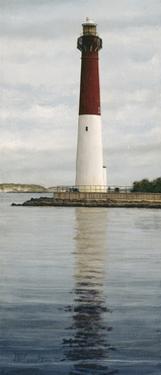 Barnegat Lighthouse by David Knowlton