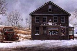 General Store by David Knowlton