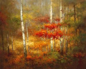 Change of Seasons II by David Lakewood