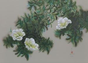 Flowers 19 by David Lee