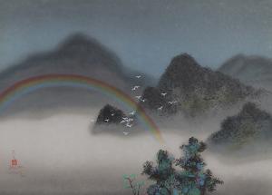Rainbow by David Lee