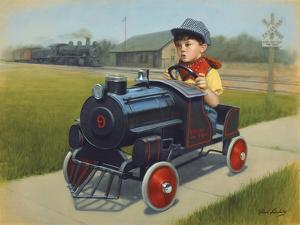 Train by David Lindsley