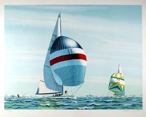 America's Cup by David Lockhart