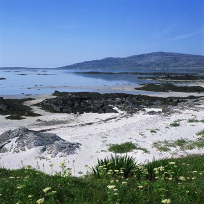 Eriskay, Outer Hebrides, Scotland, United Kingdom, Europe by David Lomax