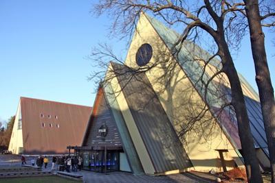 Fram Museum, Maritime Museum, Oslo, Norway, Scandinavia, Europe by David Lomax