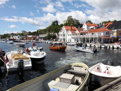 Harbour Approaches, Kragero, Telemark, South Norway, Norway, Scandinavia, Europe by David Lomax