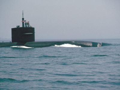 Nuclear Submarine, United States Navy