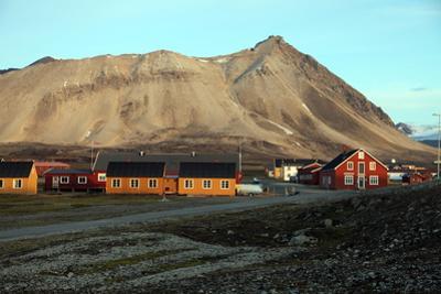 Ny Alesund by David Lomax