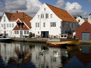 Skudeneshavn, Norway, Scandinavia, Europe by David Lomax